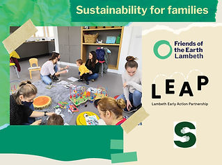 Leap Magazine, sustainability for families.