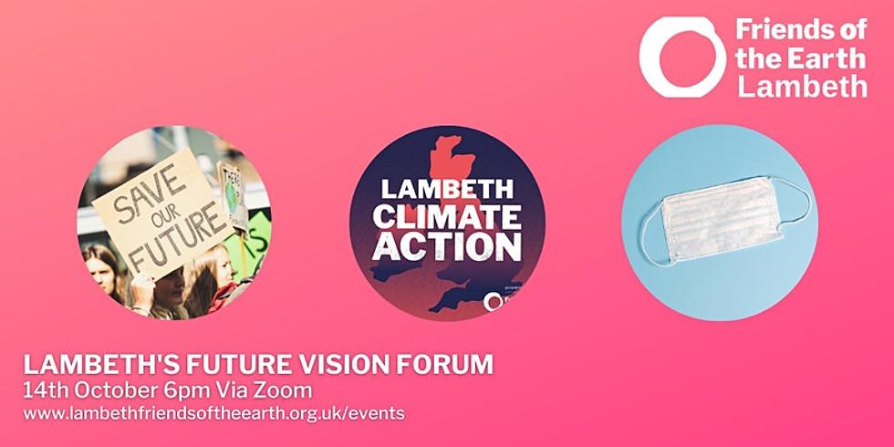 Lambeth's Future Vision Forum