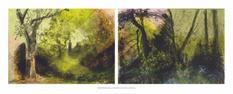 Honeywood walk, Carshalton panarama