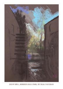 Snuff Mill, Morden Hall Park