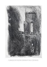 Carshlton Water Tower (charcoal).jpg