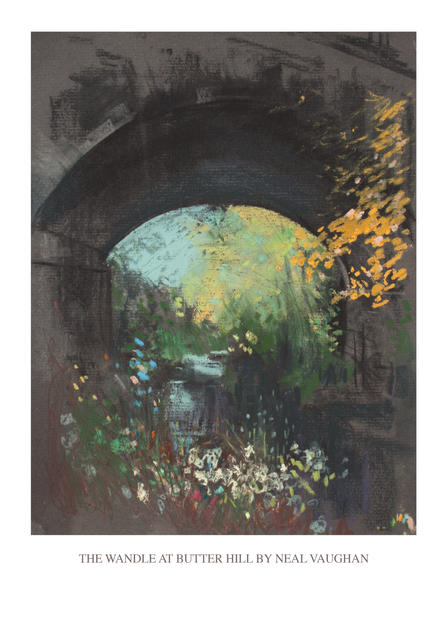 The Wandle at Butter Hill