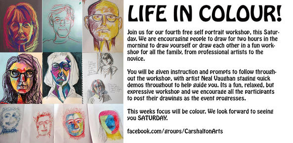 Life Drawing sessions