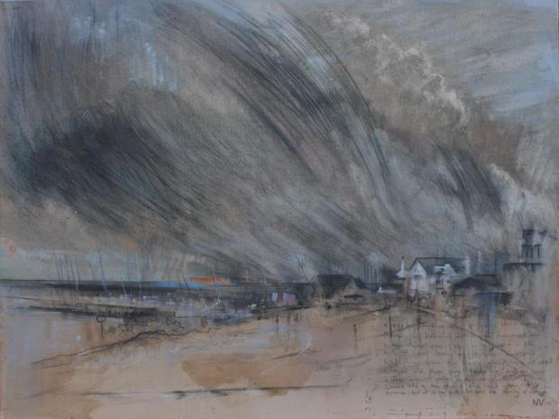 Cold Summer Cob, Lyme Regis