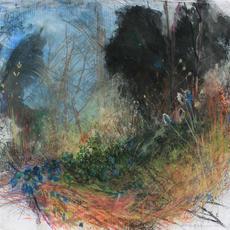 Wilderness Island Winter Rain A1 pastel