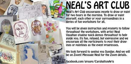 Art Club sessions