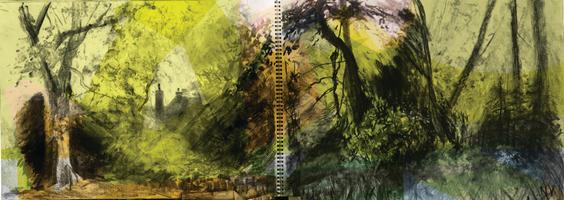 Honeywood poster (digital college) 2xA3