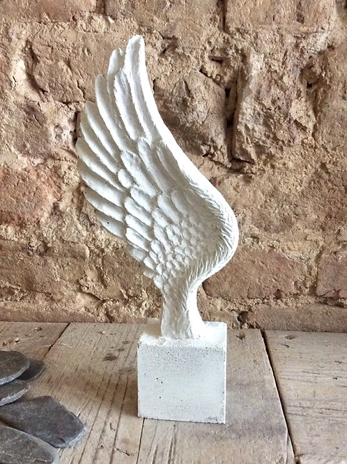 Angel Wing Statuette