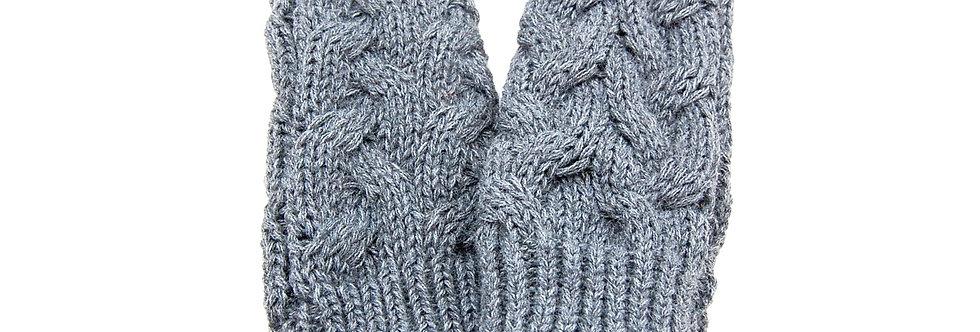Luva de trico