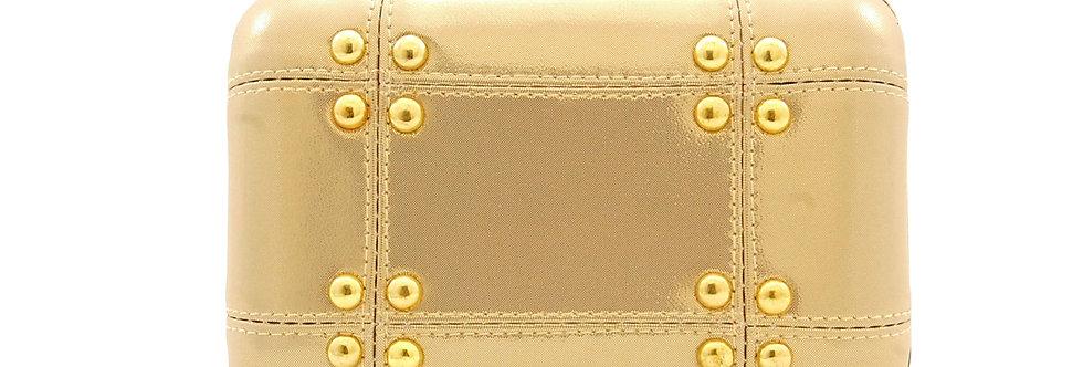 Bolsa de festa lado liso lado costurado