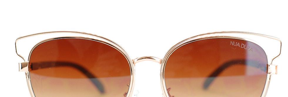 Óculos de sol com lente espelhada