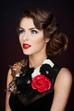 Miss Lithuania wins 2015 Russian Ballroom Championship – Patricija Belousova