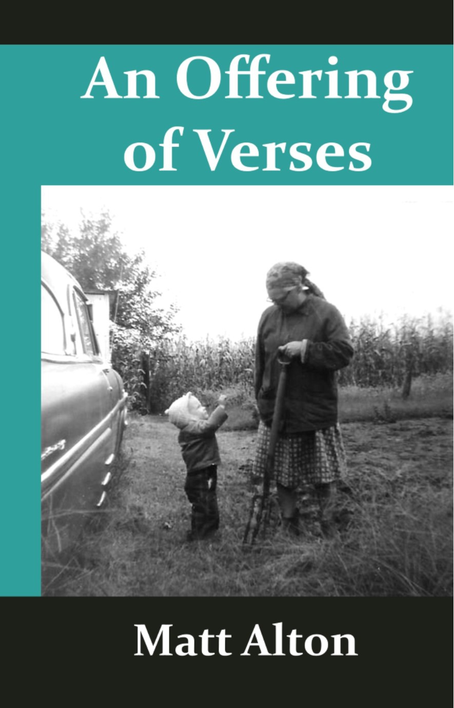 An Offering of Verses, poetry, poetry books, great poetry