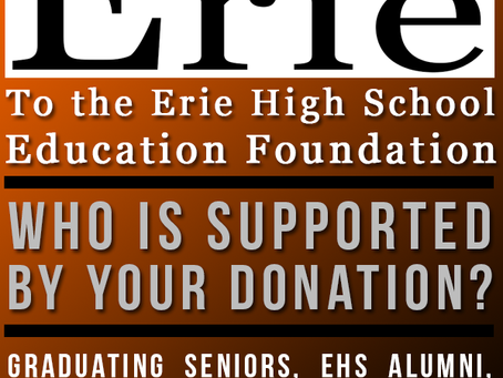Erie Gives Day, December 8th, 2020