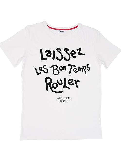FDB - T-shirt Laissez les Bon Temps