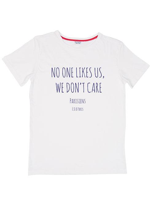 FDB - T-shirt No One