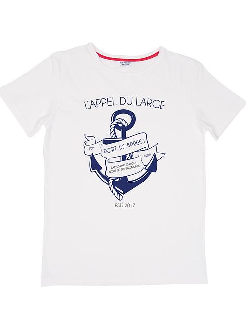 FDB - T-shirt Appel du Large