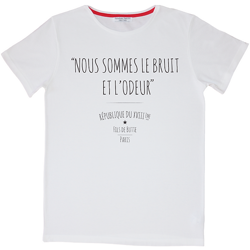 FDB - T-shirt Le Bruit et l'Odeur