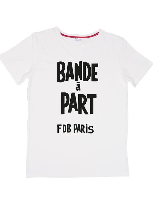 FDB - T-shirt Bande à Part