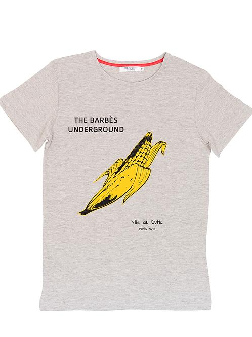 FDB - T-shirt The Barbes Underground