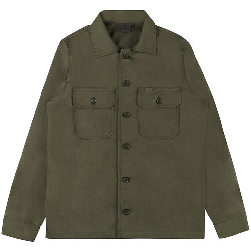 Naked and Famous - Rinsed Oxford Workshirt