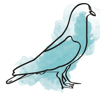 Pastellvogel