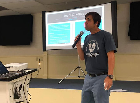 Water Quality Focus at South Venice Civic Association Meeting