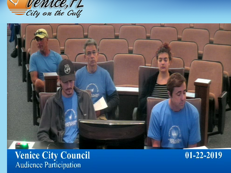 HATW - at Venice City Council Mtg