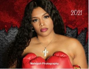MY Glamour 2021 Calendar