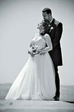 Klassisches Brautpaar