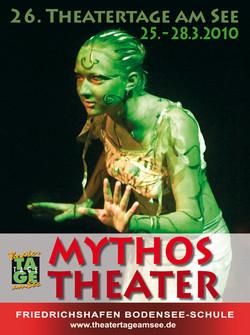 Theatertage Plakate  2010