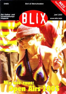 Blix Titelseiten