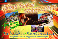 Heggelbach Sphinxt Festival