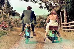 Brautpaar Roller
