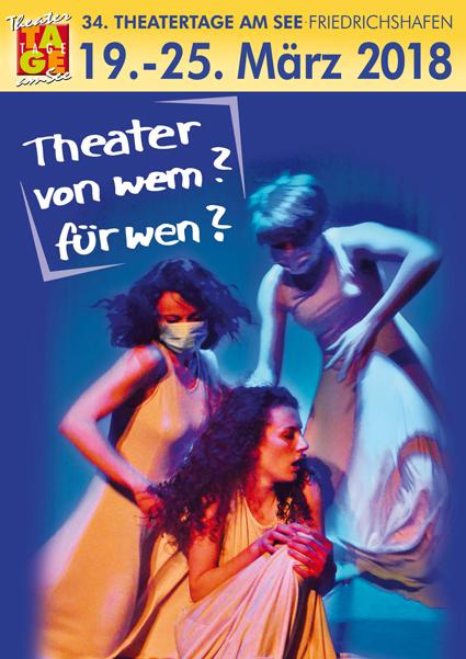 Theatertage Plakat 2018