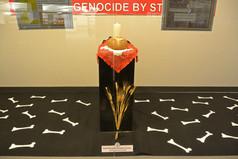 Holodomor Exhibit Case