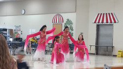 Performers at Hickey Elem