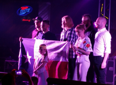 Ukrainian Rock Group Visits Dallas