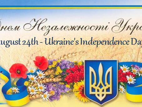 Ukrainian Independence Day Celebration