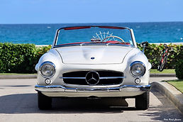 1963 Mercedes 190SL - Palm Beach Classic