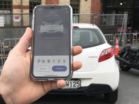 EVA Parking: Car park booking made easy