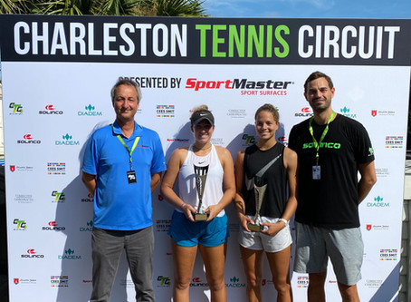 Charleston Tennis Adult Tournament Recap