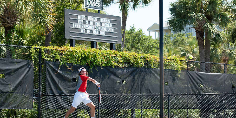 5th Rally To The Slam - Charleston Tennis Circuit Tournament 21 & Under at Wild Dunes