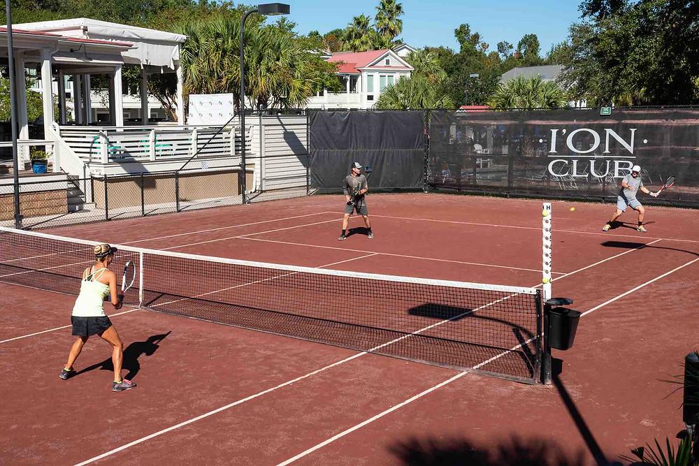 Charleston Tennis Circuit Adult Tournament Doubles