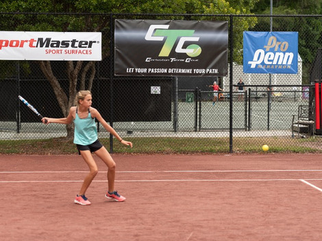 Former SMU College Coach joins CTC Junior Tournament, New Partnership & Tennis Clinic Announcements