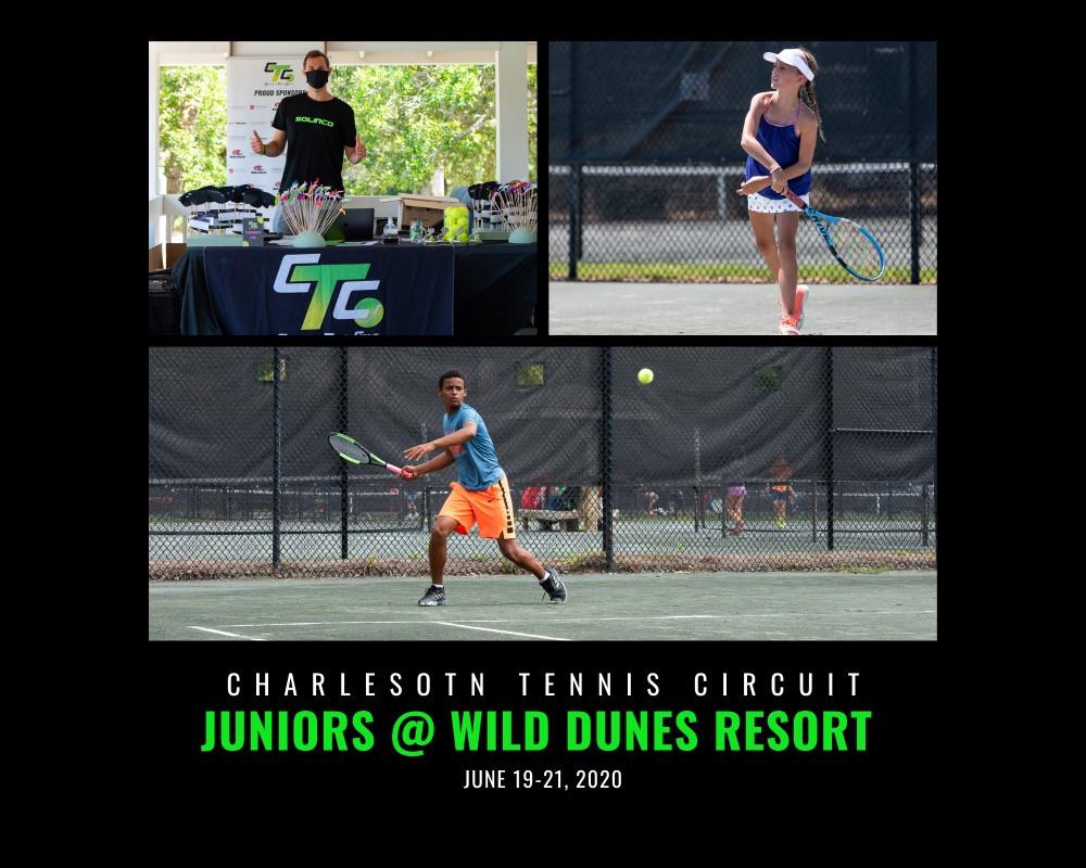 Charleston Tennis Circuit - Junior Tournament at Wild Dunes