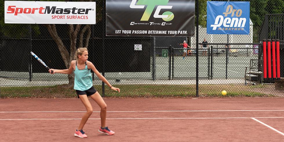 2nd Rally To The Slam - Charleston Tennis Circuit Tournament 21 & Under at Wild Dunes