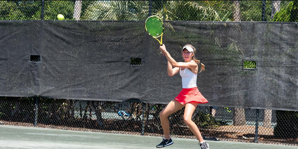 Charleston Tennis Circuit Junior Tournament 21 & Under at Wild Dunes