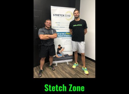 5 Best Stretches for Tennis Players - Presented by Stretch Zone