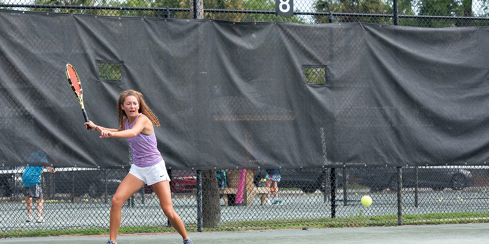 7th Rally To The Slam - Charleston Tennis Circuit Tournament 21 and under at the Club at Pine Forest